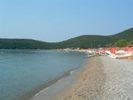 The Jaz (Yazz) beach is one of three longest beaches on Montenegro seaside. It is 1200m long and it is 2.5km away from Budva towards Tivat. The Jaz (Yazz) beach is covered with gravel on shore and in the water but when you go deeper you will find sand...
